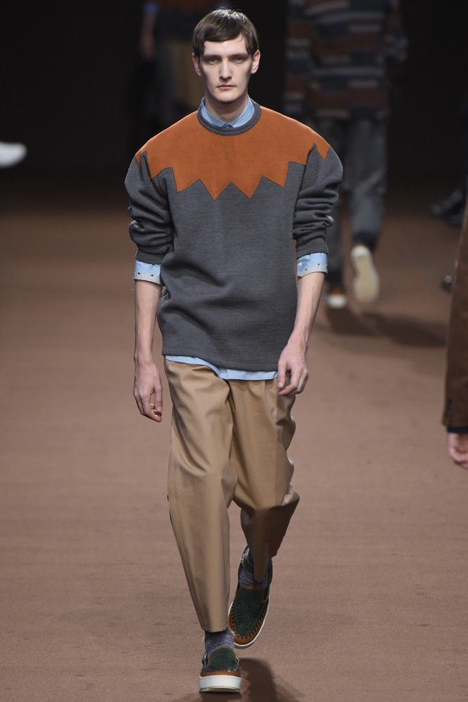 Kolor Men's RTW Fall 2015