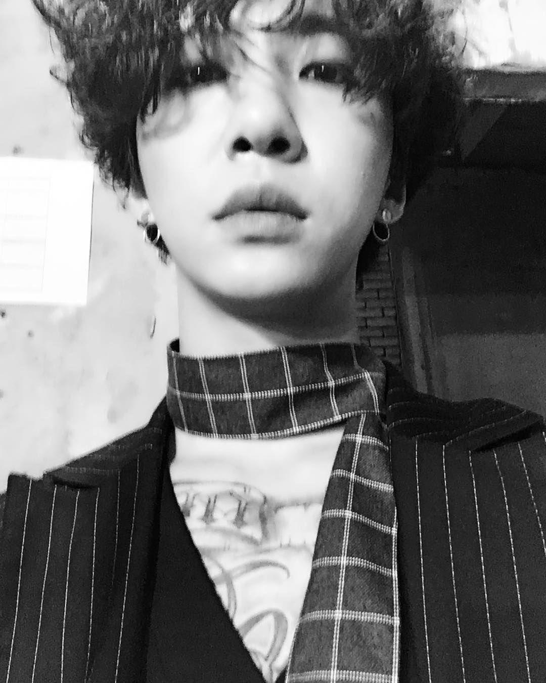 Bbang Has Graced Us With His Handsome Aesthetic Self Once More Yongguk Bap Bap Jongup Bap Bangs