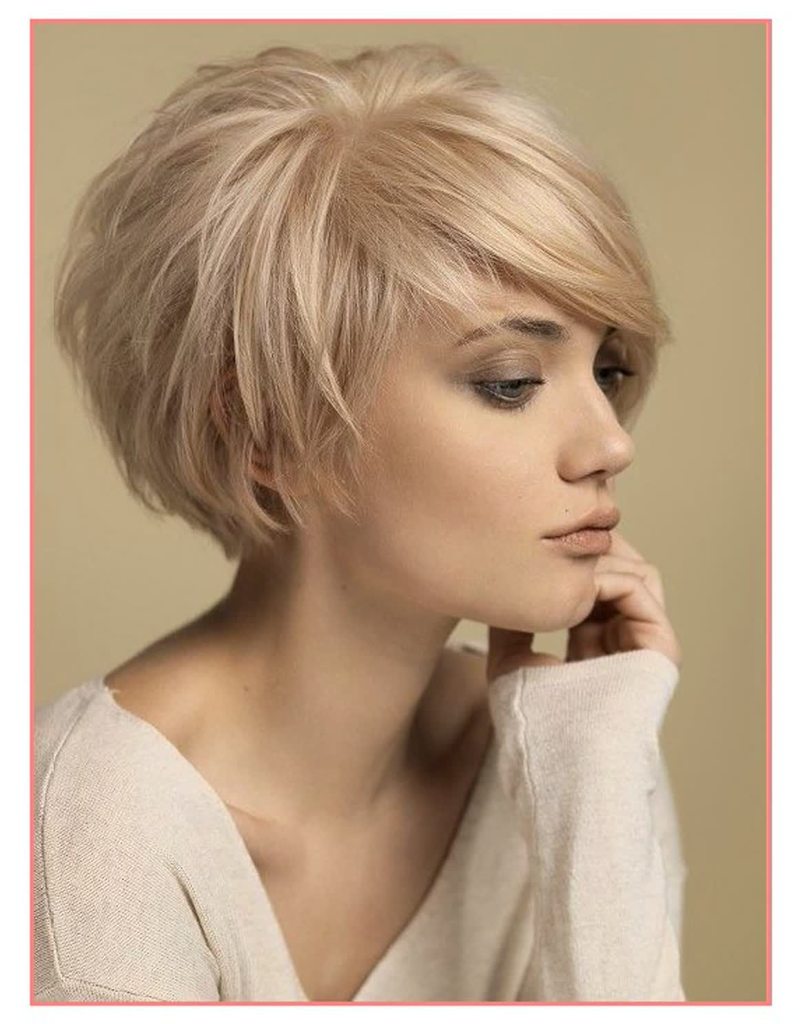 amazing hairstyles short bob hairstyles for chubby faces