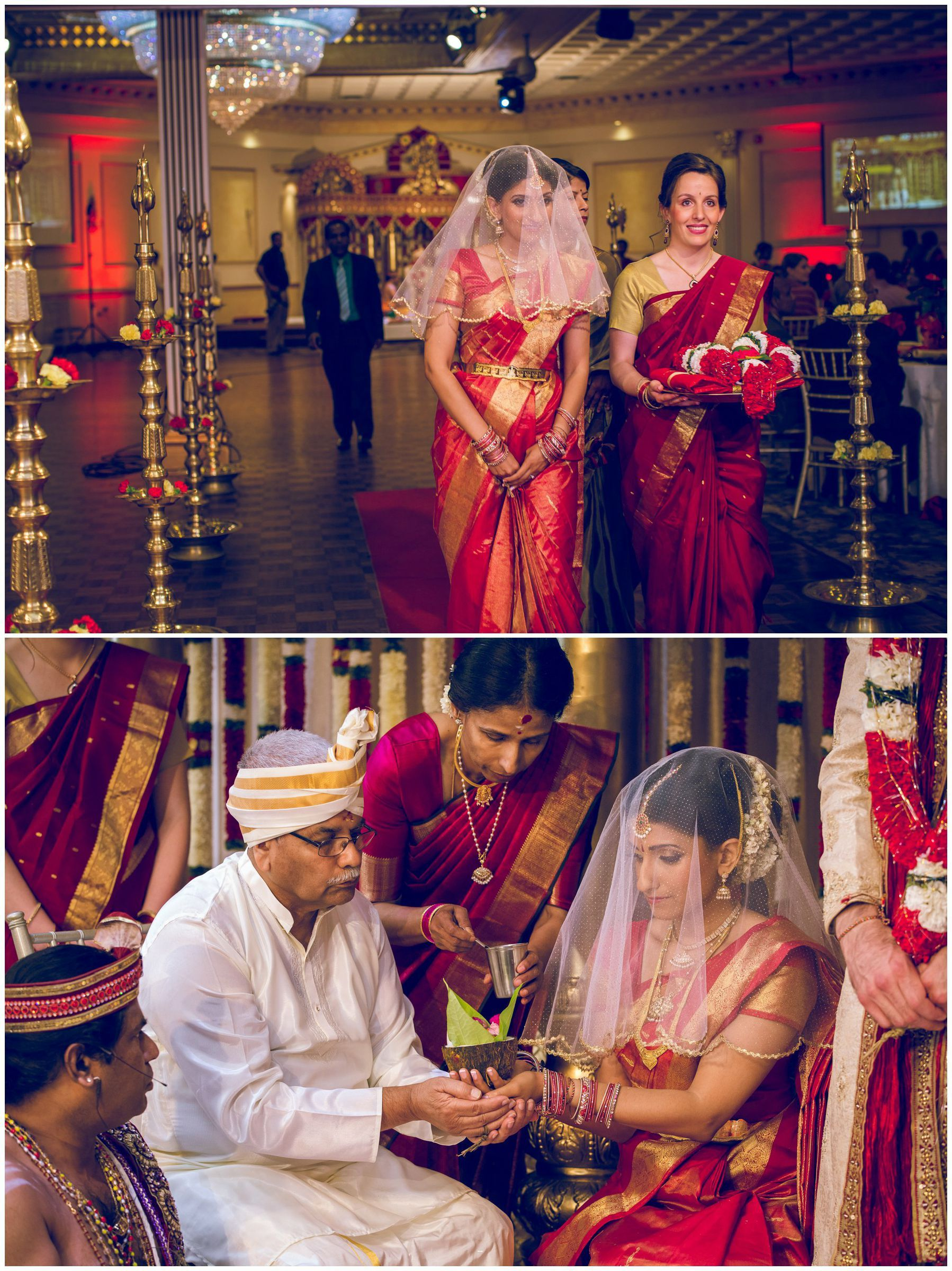Toronto Indian Wedding Photographer Al Studios Abhi And Vince The Hindu Tamil Italian Fusion