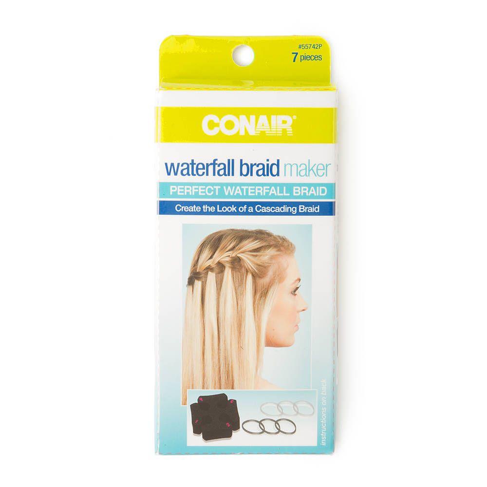 Conair Waterfall Braid Maker Claire S