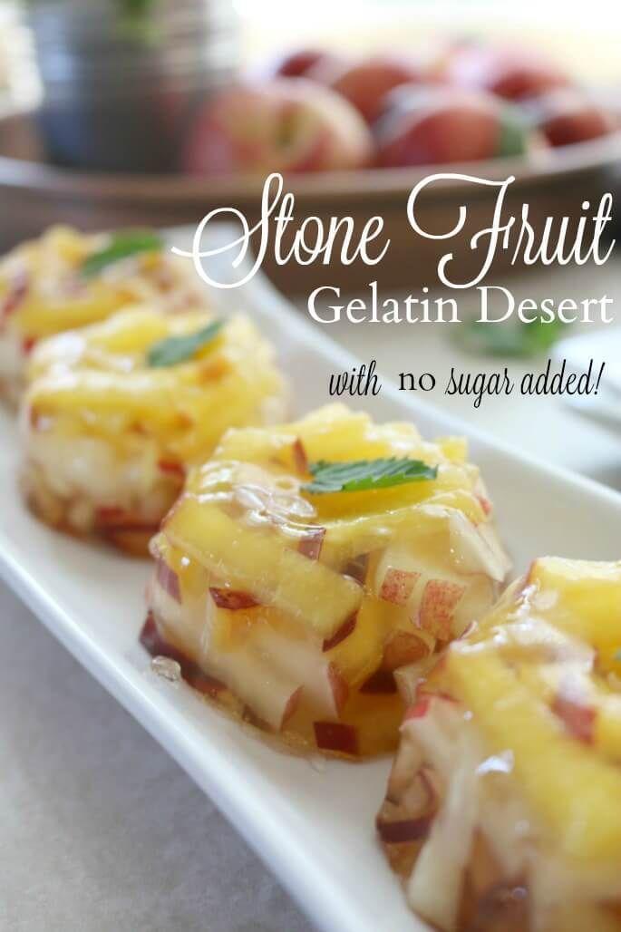 Stone fruit gelatin dessert real food outlaws real food food stone fruit gelatin dessert real forumfinder Choice Image