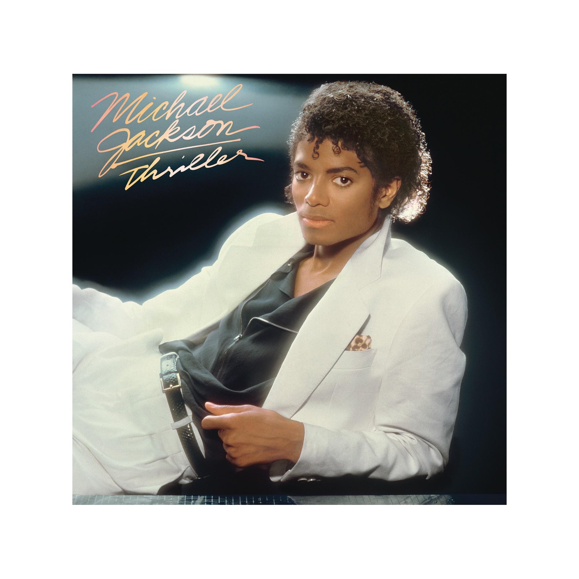 Michael Jackson Thriller Vinyl Michael Jackson Thriller