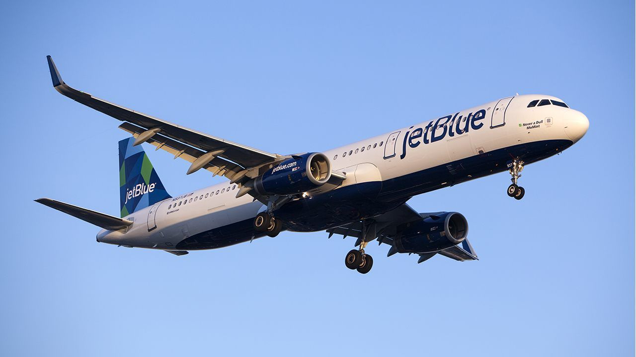 JetBlue is launching a coast-to-coast pizza delivery service