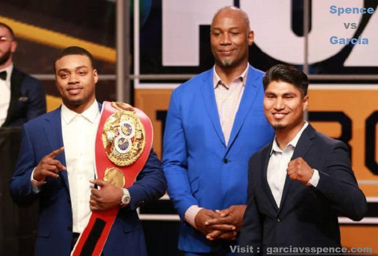 Mikey Garcia Ardently considers the Practice He is