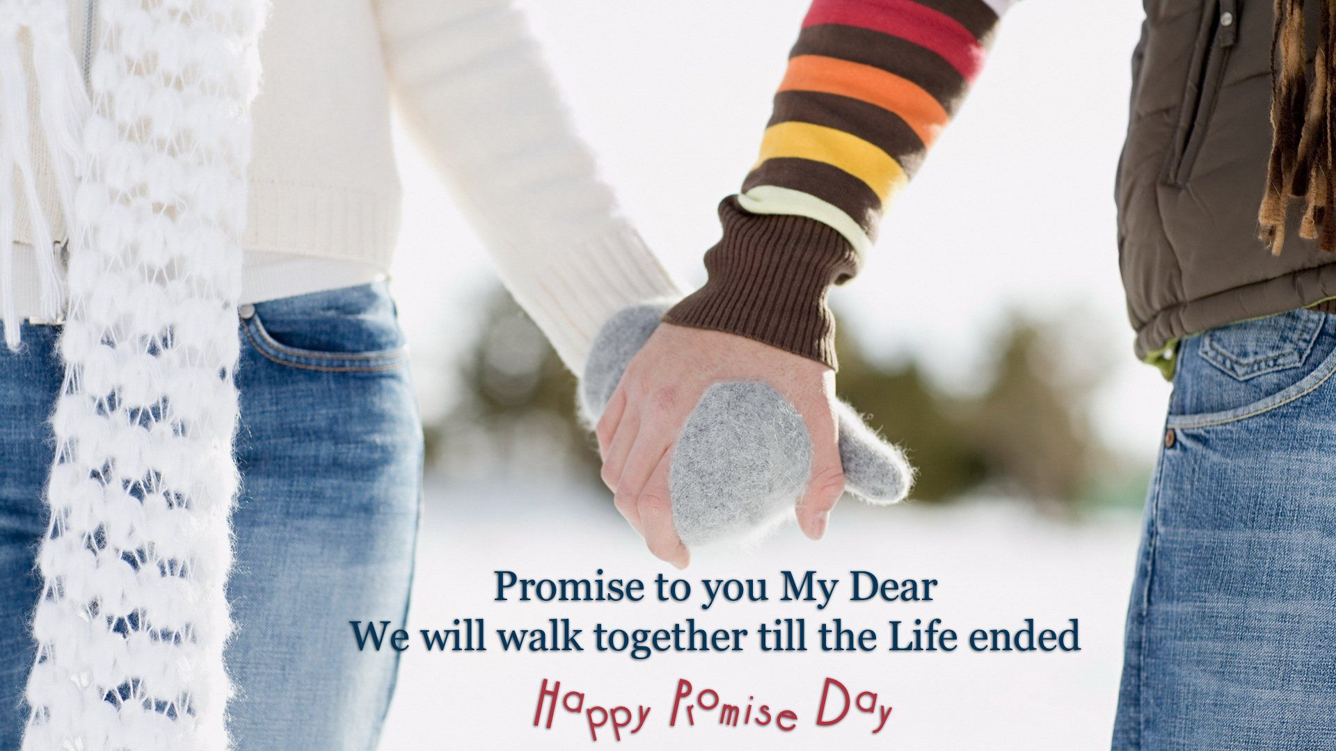 Love Is All About Trust Win You Friend S Or Lover Trust By Sending Cute Promise Day Sms On This R Happy Promise Day Happy Promise Day Image Promise Day Images