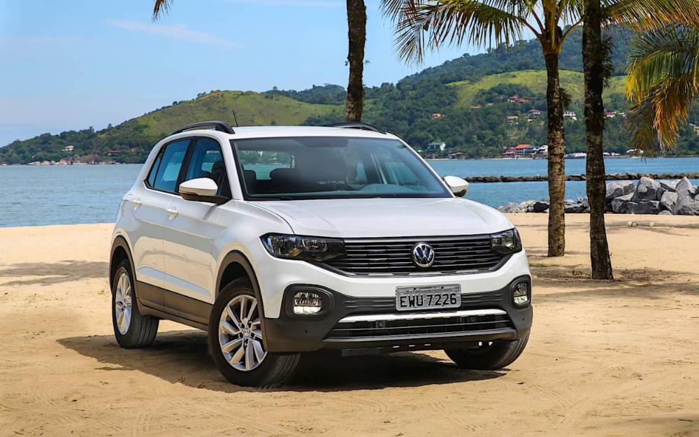 Volkswagen T Cross En Paraguay Precios Versiones Y Equipamiento Volkswagen Sensor De Lluvia Paraguay