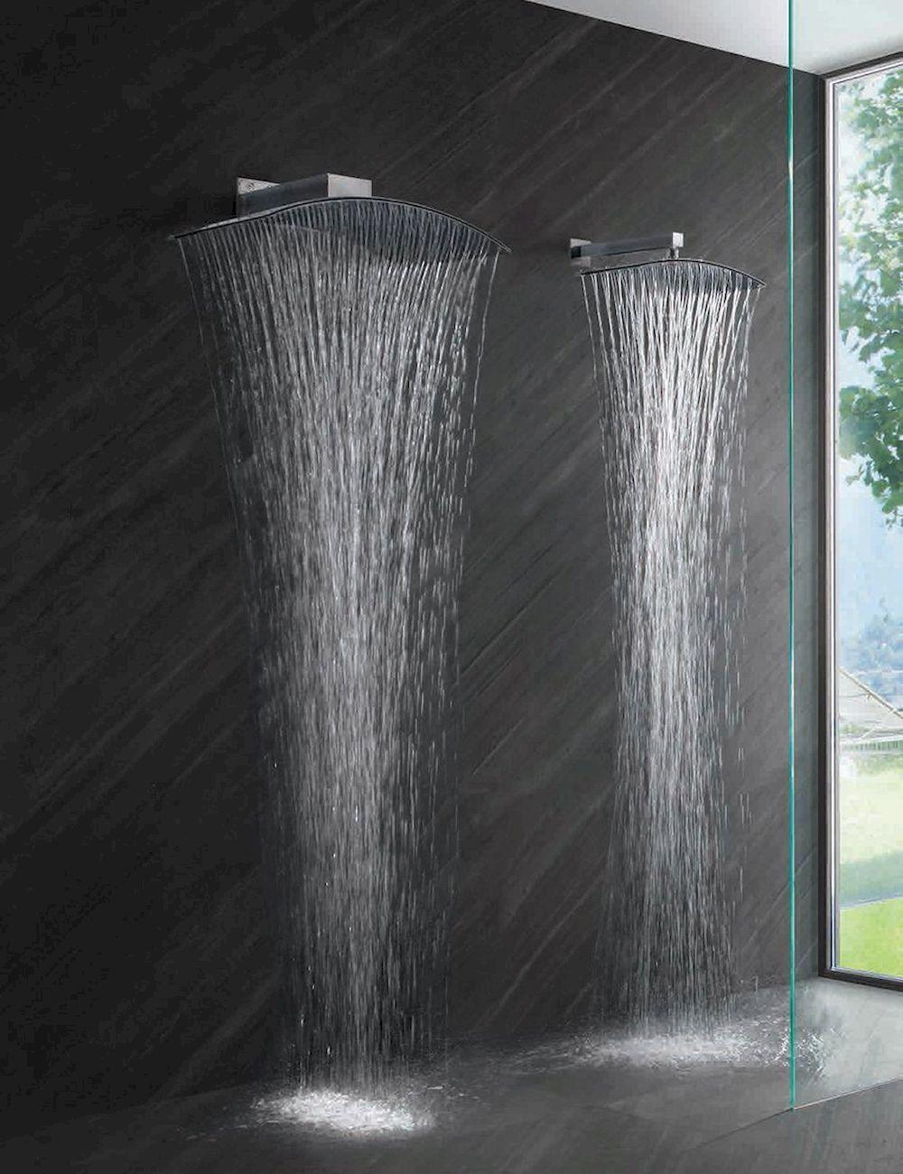 Luxurious Bathroom With Rain Shower Rain Shower Bathroom Best