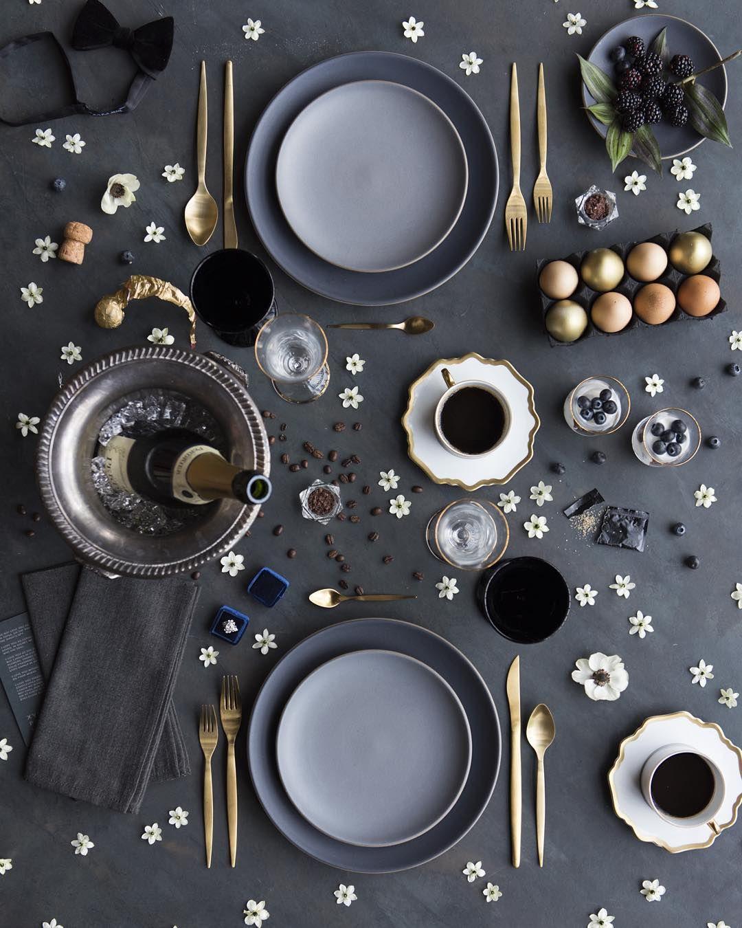 LA Based Luxury Tabletop Curation + Design Brand. Event