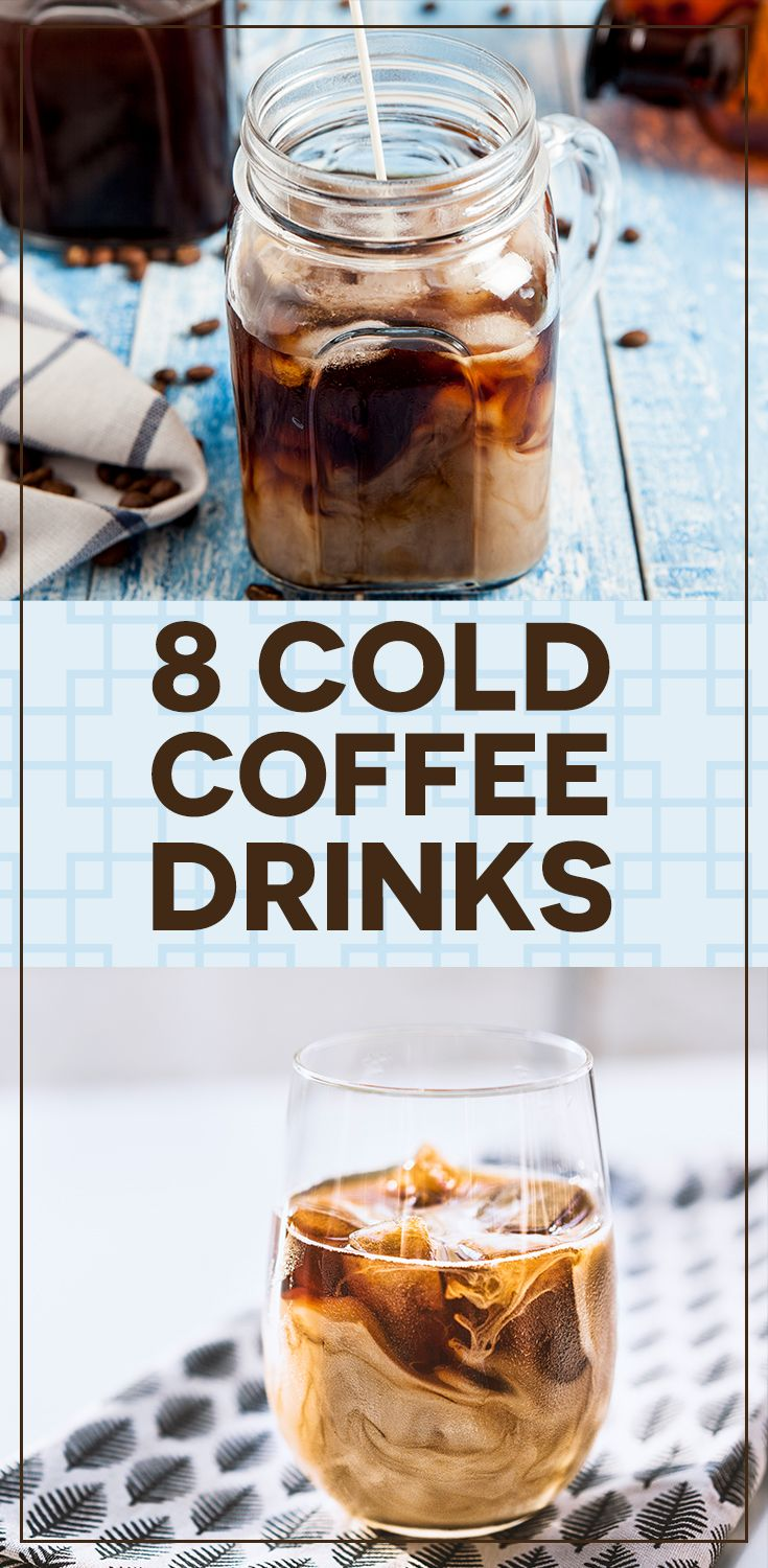 8 cold coffee drinks you can make at home key ingredient
