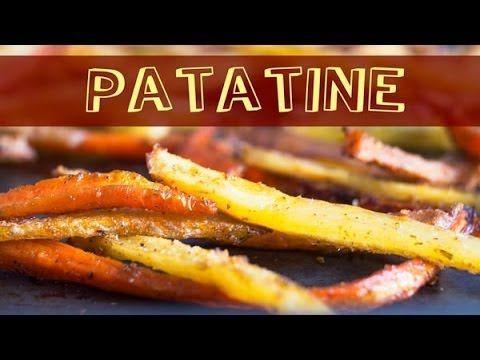Hamburger di ceci e lenticchie (ricetta vegetariana) - YouTube