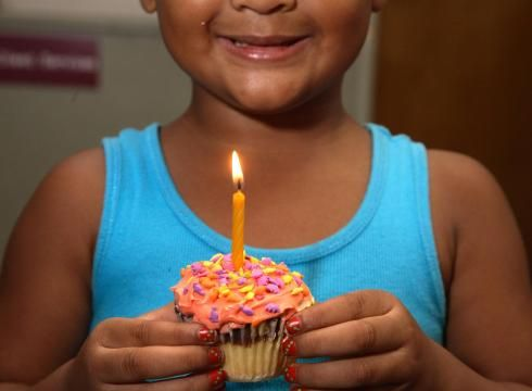1 in 45 US children is homeless. Meet some awesome organizations throwing them birthday parties, and spreading some love.