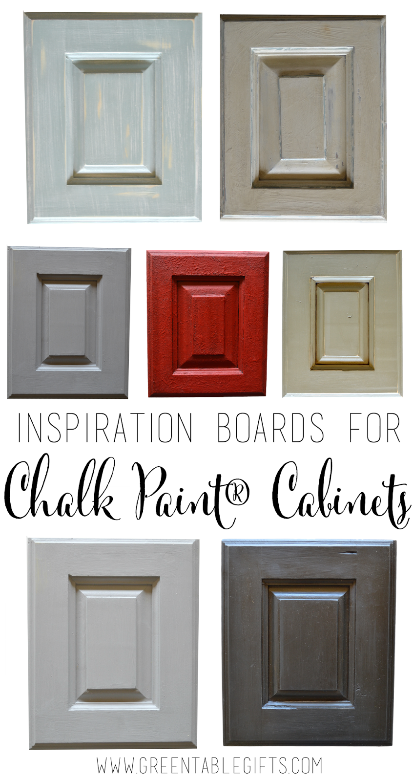 Six Inspiration Boards For Chalk Paint Kitchen Cabinets Chalk