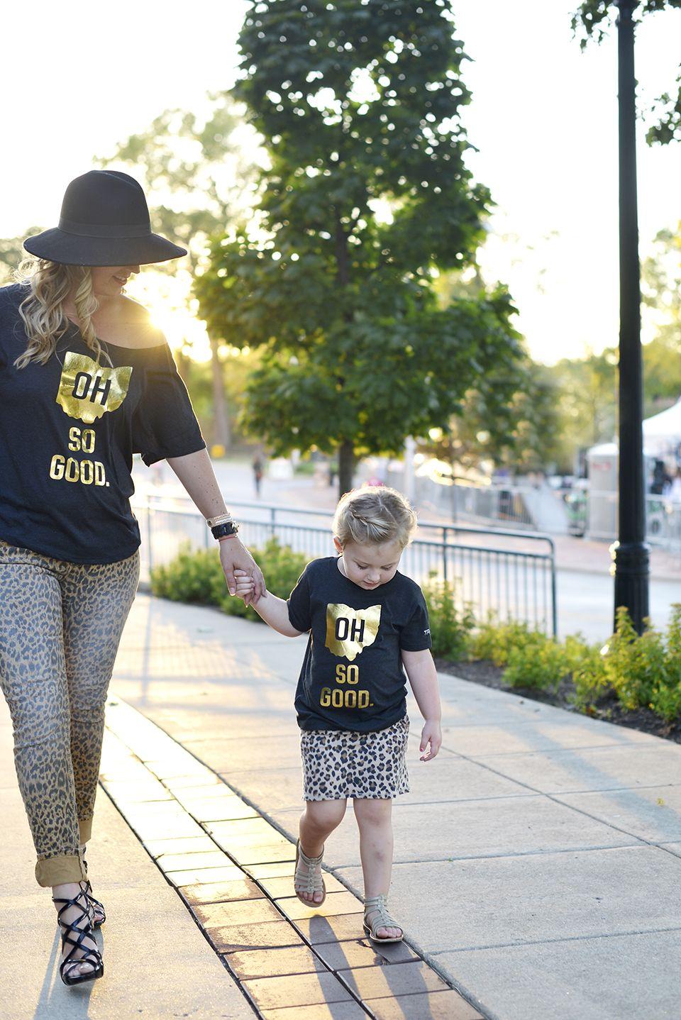 Cheetah Girls  Mother Daugher Duo