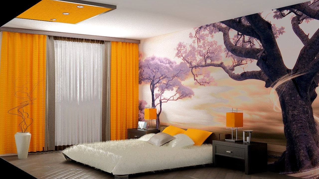 Japanese Themed Room Amazing 3d Wallpaper For Walls Decorating Home Decor Wallpapers