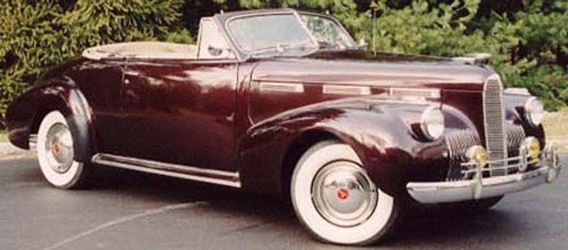 1940lasalle 14 Jpg 800 353 Pixels Pretty Cars Antique Cars Lasalle