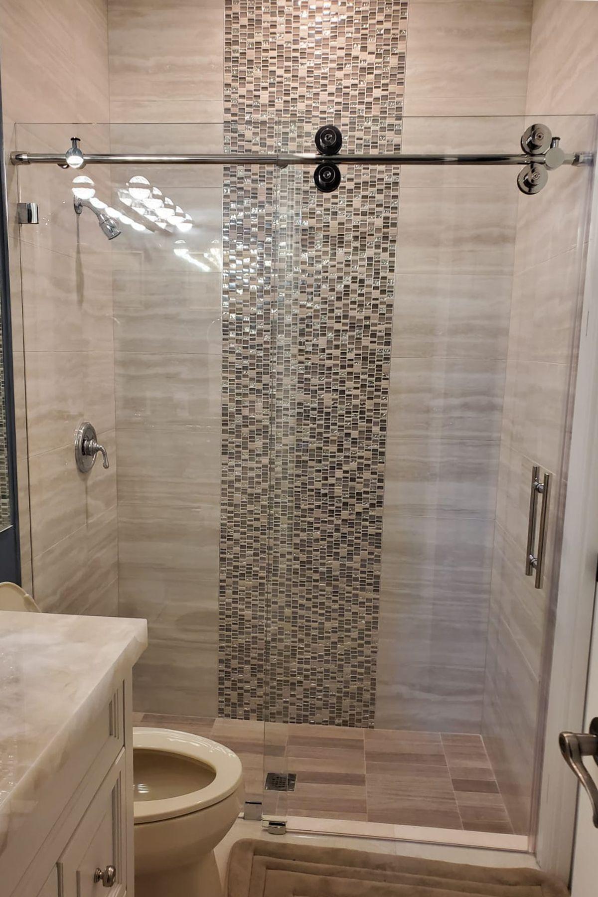 Pin On Frameless Showers
