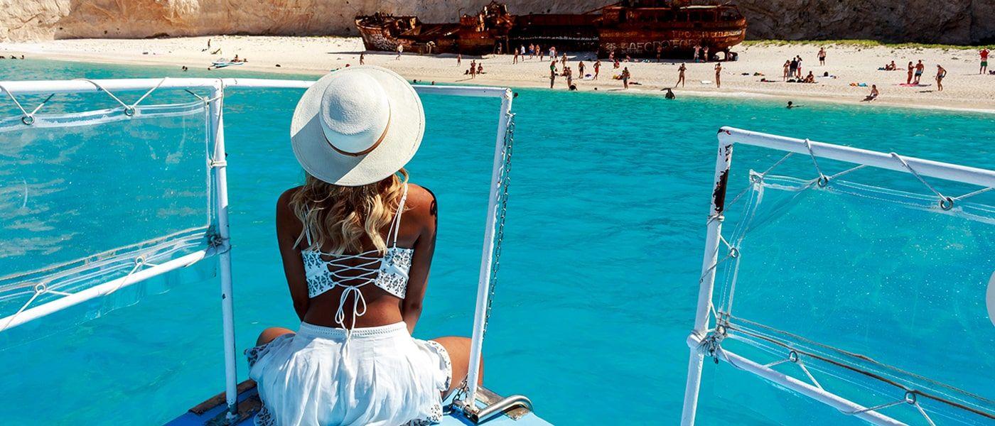 slider image Greek islands, Beach, Travel trends