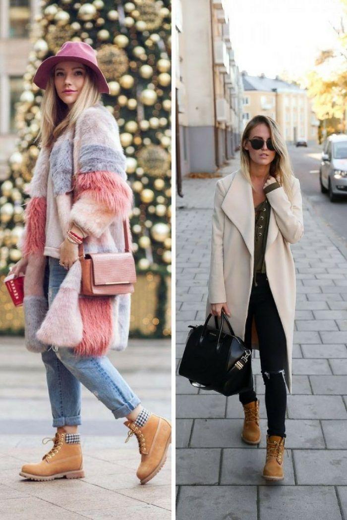 1d6edf0d2b1a Comment les femmes devraient porter des bottes Timberland en 2018  bottes   comment  devraient