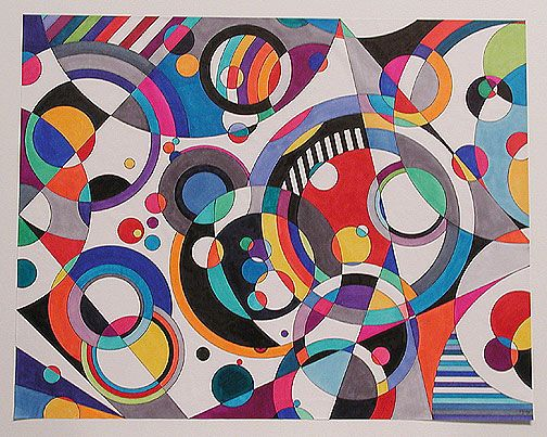 """Eye Candy #3"" (19x24) by famous American artist and ..."