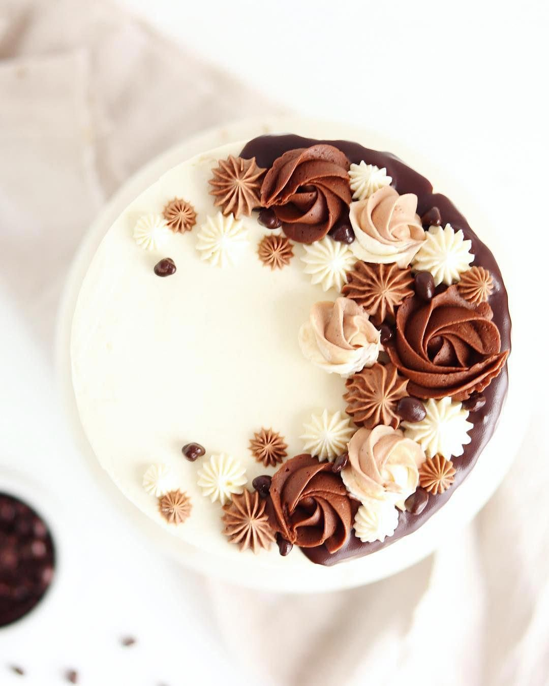 Hot Chocolate Thick Clean Eating Snacks Recipe Chocolate Cake Designs Chocolate Cake Decoration Chocolate Birthday Cake Decoration
