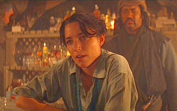 Marion Ravenwood. Raiders of the Lost Ark. | Indiana jones ...