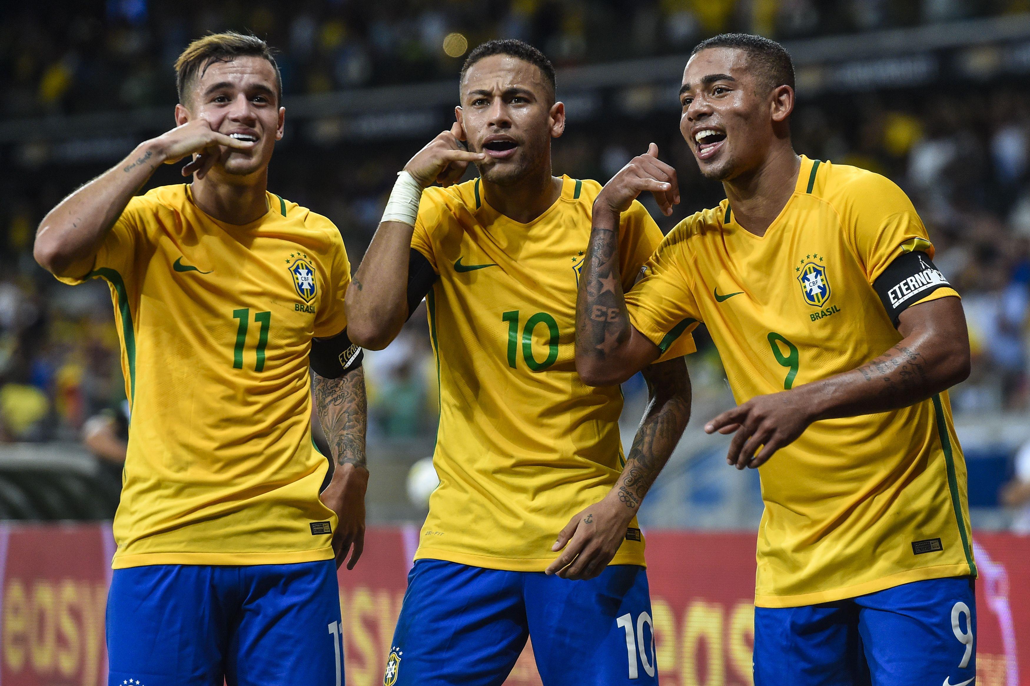 Veja Os Convocados Para A Seleção Brasileira Na Copa Do Mundo De 2018 Seleção Brasileira Jogadores Do Brasil Seleção Brasileira De Futebol