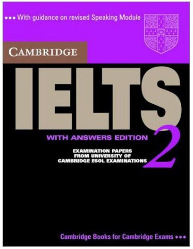 Cambridge Practice Tests for IELTS 2 | IELTS | Cambridge