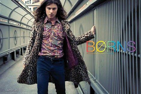 Garett Borns Love Him Alot More With Short Hair But His Voice Born Magazine Photography Interview