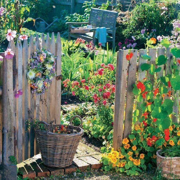 Bauerngarten - Cordula Klenk - #Bauerngarten #Cordula #Klenk #cottagegardens