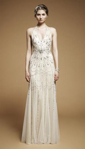 gatsby wedding dress | Great Gatsby Wedding Inspiration | PreOwned ...
