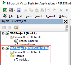 Excel Personal Macro Workbook Save Use Macros In All Workbooks Workbook Excel Excel Macros