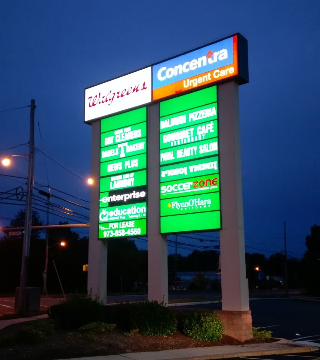 Need a new company sign? We have the services you need for