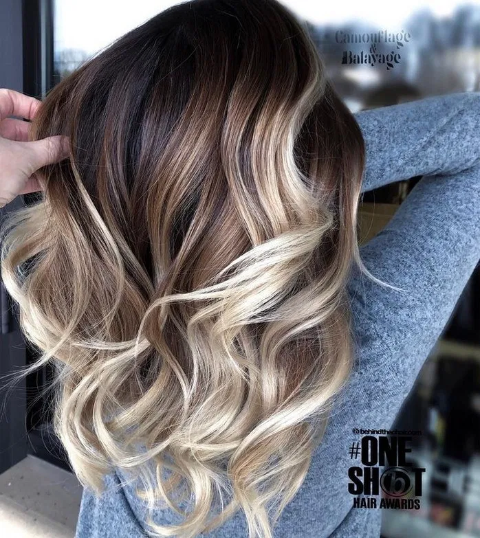 129 Cute Hair Colors With Trending Styles And Pictures Page 21 Homeinspins Com Hair Styles Hair Color Balayage