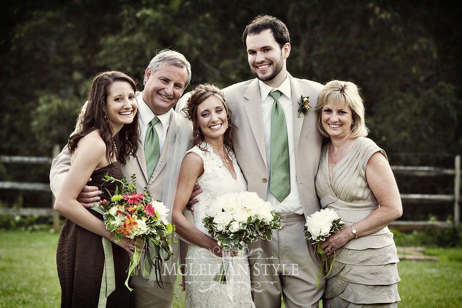 6 Steps to Amazing Wedding Day Family Photos Wedding