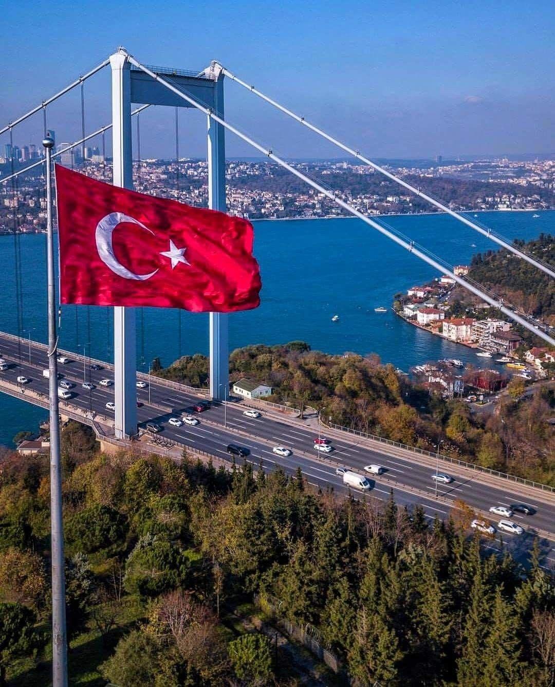представляют самые красивые фото с турецким флагом наемным работникам