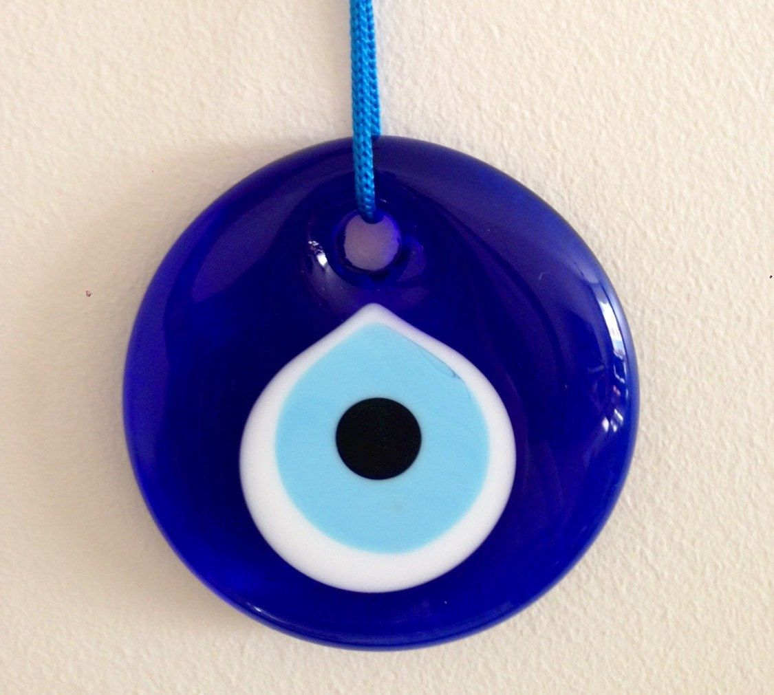 Large blue evil eye 275 providing protection and good luck large blue evil eye 275 providing protection and good luck turkish buycottarizona Image collections