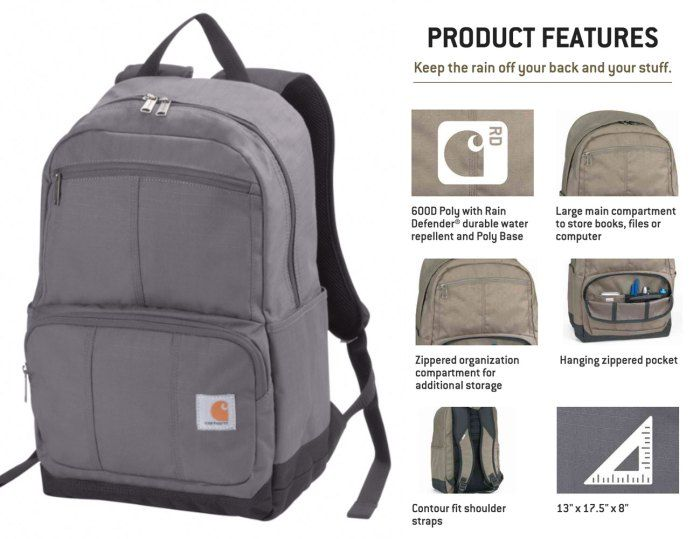 7753beb4c2 The Right Backpack, Come Rain or Shine | Products We Love ...