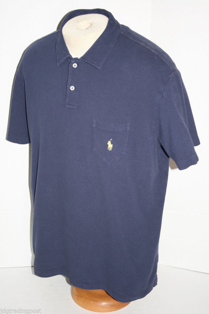 6dc2a69a5614 Polo Ralph Lauren Men s Regular Short Sleeve Sleeve 100% Cotton Solid  Casual Shirts