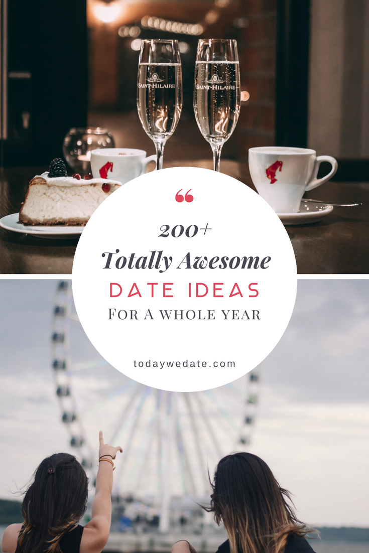 200+ Cheap Date Ideas For The Whole Year   Date Ideas   Pinterest ...