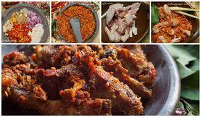 Resep Ayam Goreng Pedas Ala Madura Resep Ayam Ayam Goreng Resep