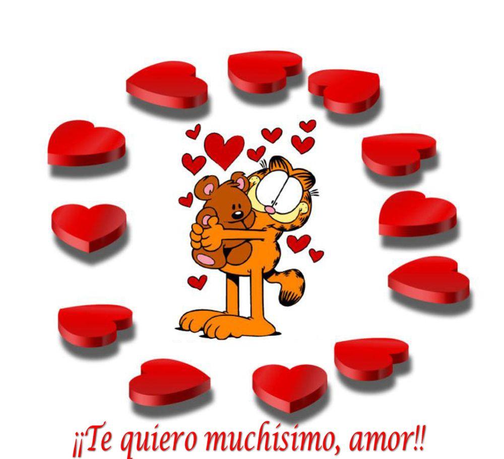 ¡Te quiero mucho amor