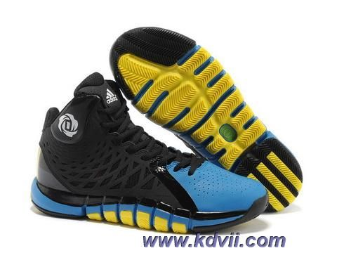 b74b7ff92174 Cheap Black Vivid Yellow Adidas Derrick Rose 773 II Q33231