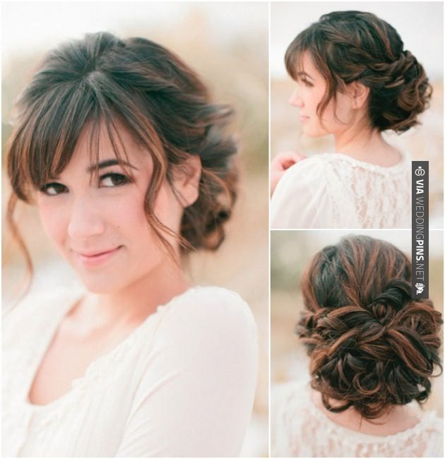 Beautifully Elegant Updo With Volume Mother Of The Bride Ideas