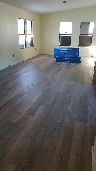 Love my new floors !