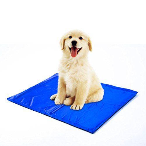 Pet Cooling Pad Comfort Self Cooling Pet Mat With Non Toxic Gel