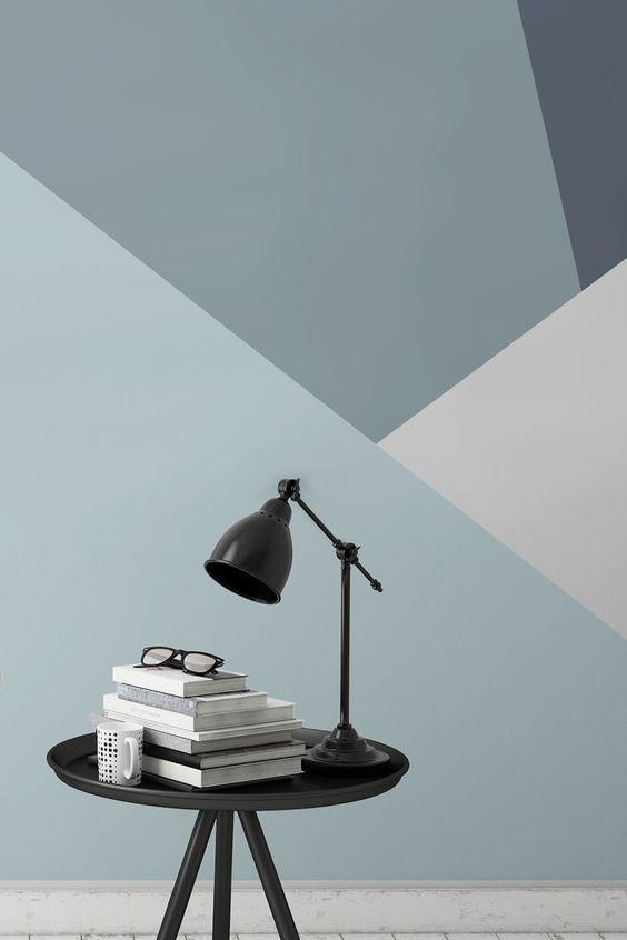 bleu gris couleur de l 39 ann e 2017 dulux valentine deco pinterest dulux valentine ann e. Black Bedroom Furniture Sets. Home Design Ideas