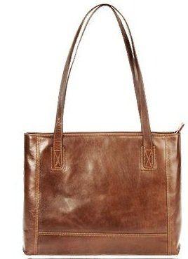 Visconti Vt 12 Leather Tan Shoulder Bag Handbag Clothing Impulse
