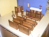 dolls-house-miniature-church-items #churchitems dolls-house-miniature-church-items #churchitems