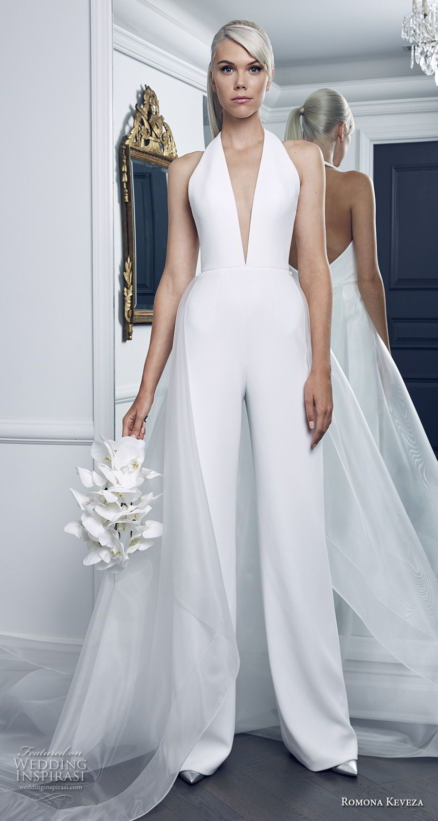 Romona Keveza Collection Bridal Herbst 2018 Brautkleider | Pinterest ...